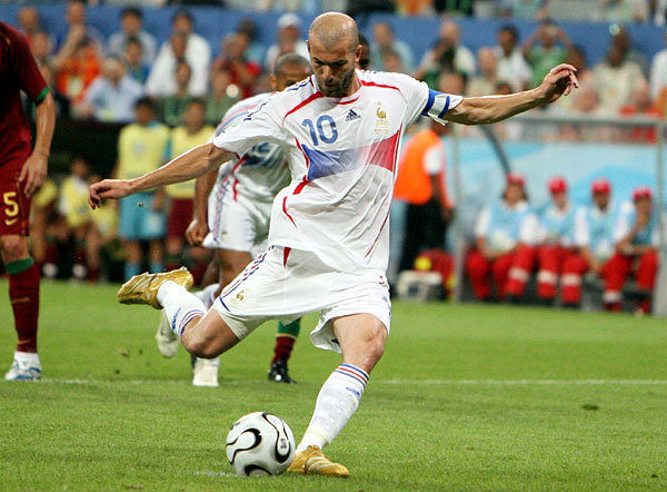 Zinedine Zidane World Cup