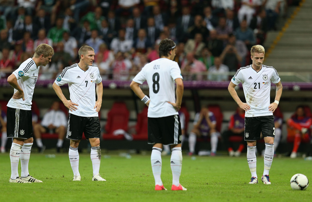 Germany: Producing Playmakers, present & future