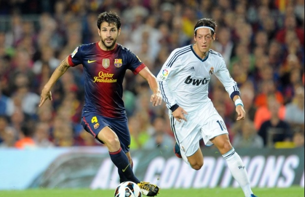 Barcelona Real Madrid playmaker