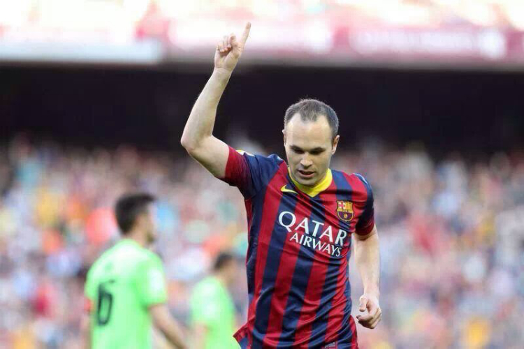 Iniesta: Barca MUST beat Madrid
