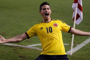 Rodriguez the perfect 10 in World Cup 2014