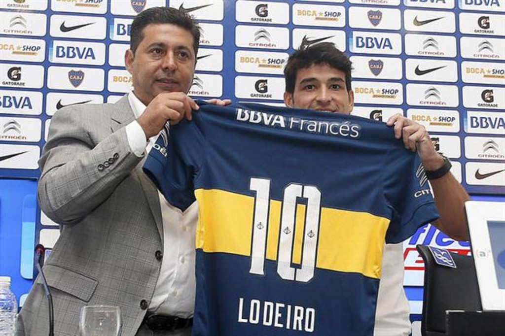 Boca Juniors Playmaker