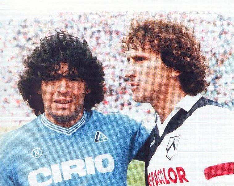Zico v Maradona, and the perfect dress rehearsal
