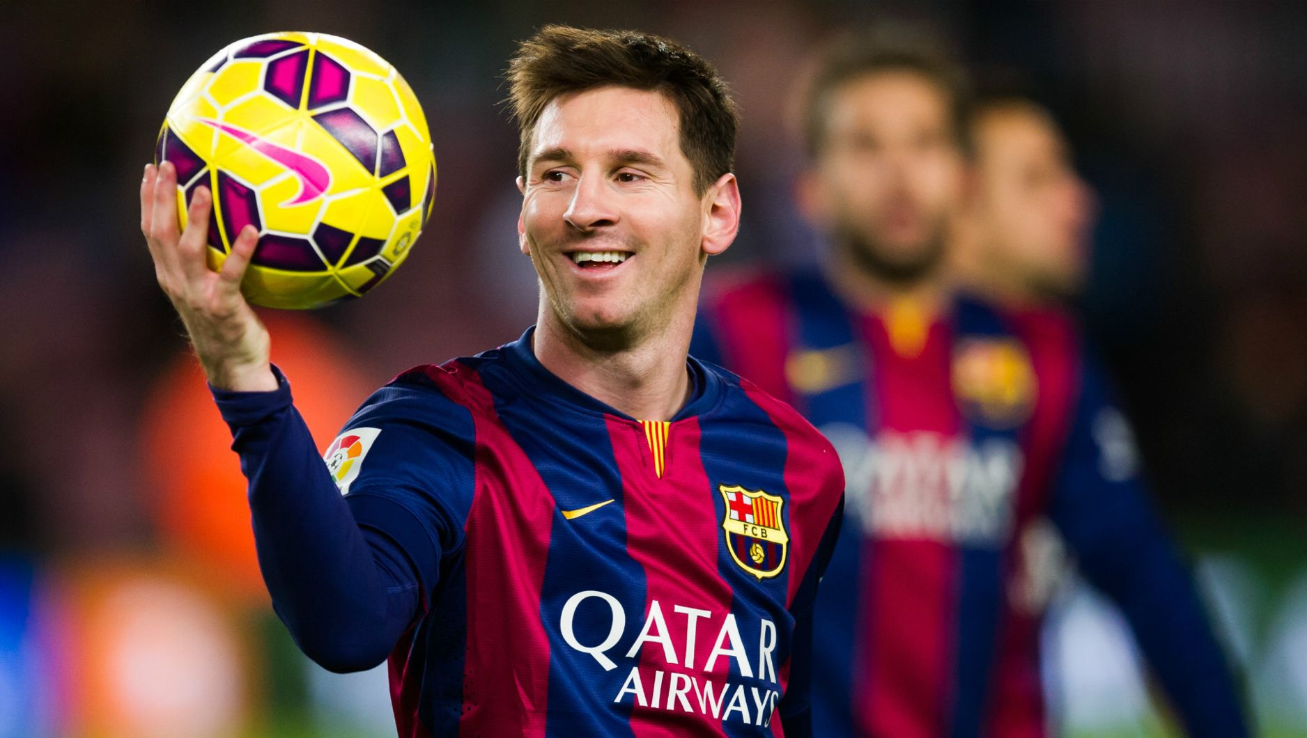 Messi: My 2015 motivation