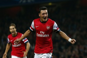 Özil to win the Ballon d'Or?
