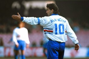 The Trequartista: by Roberto Mancini
