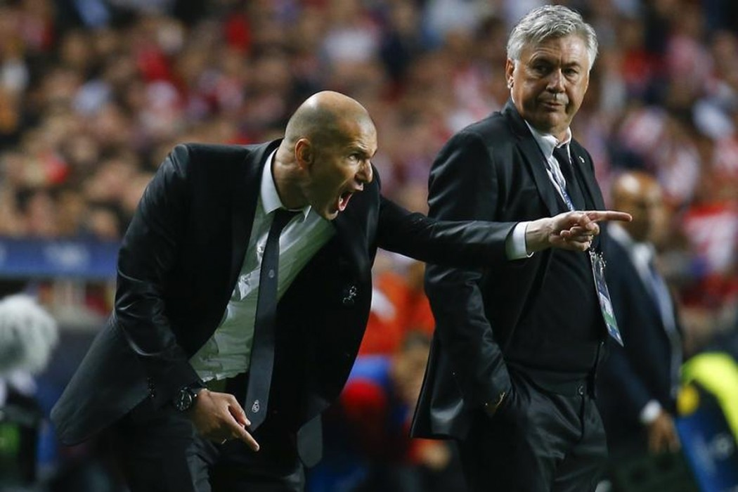 manager real madrid