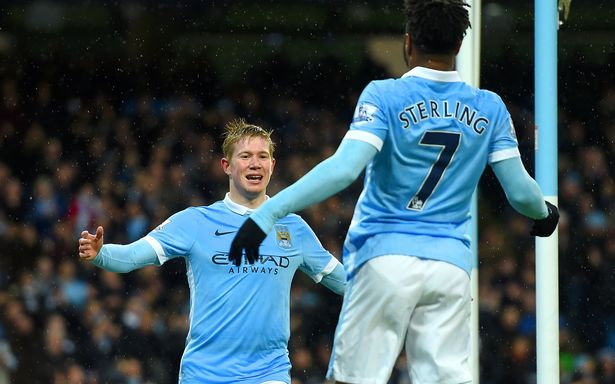 Manchester City playmaker