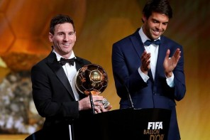 Fantasista dominance of Ballon d'Or continues