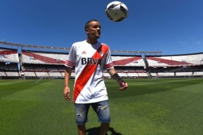 Principito D'Alessandro returns to River Plate