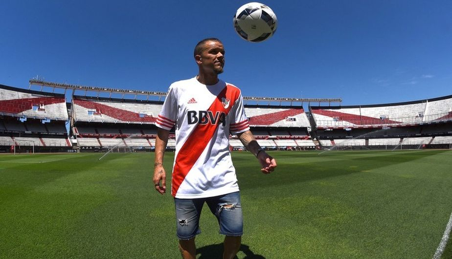 River plate playmaker