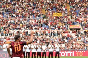 Totti and the turning of tides