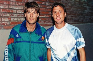Laudrup: The secrets behind coach Cruyff's success