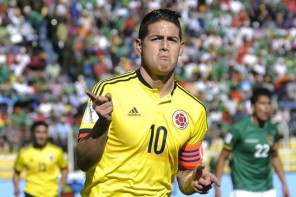 Colombia give 'Real' reasons for James woe