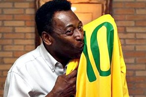 Pele bemoans lack of Brazil No.10s & ginga