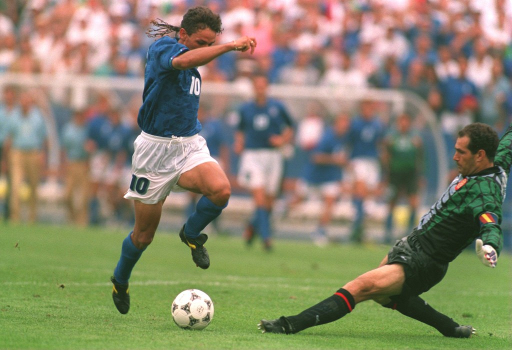 Italy playmaker no.10