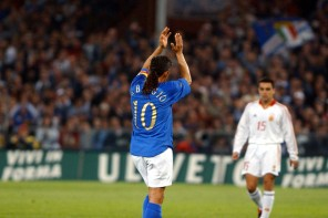 Italy v Spain: the two 88 minute salutes of Roberto Baggio