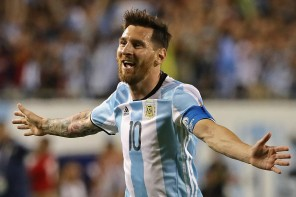 Messi: Chasing Argentine hearts, not records