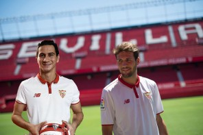 Sevilla and the signing of two Zindane's