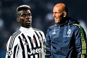Zidane on signing Pogba and selling James