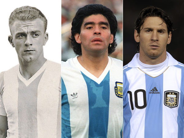 Argentina playmaker greatest